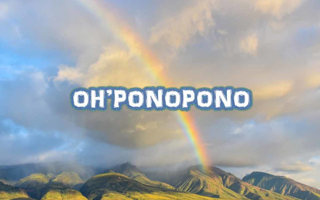 Ho'oponopono – Feel it!