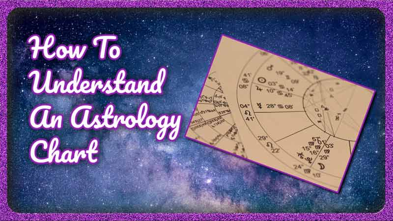 understanding an astrology chart