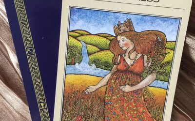 The Meaning Of The Empress Tarot Card