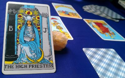 The Meaning of The High Priestess In a Psychic Tarot Reading
