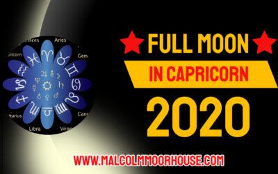 Full Moon In Capricorn 2020
