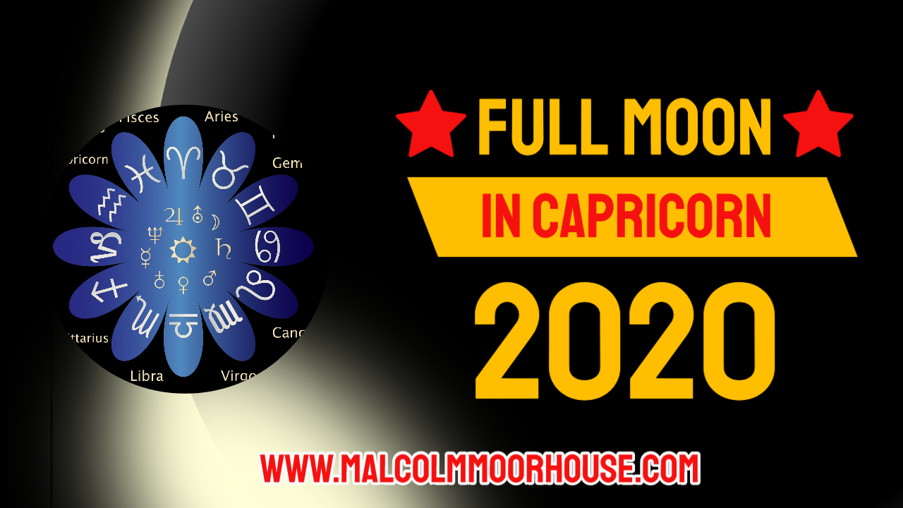 full moon in capricorn 2020